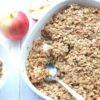 FEATURED APPLE CRISP