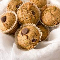 featured zucchini muffins