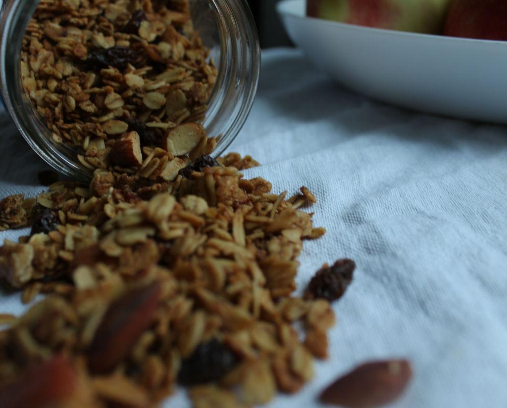 apple granola 1