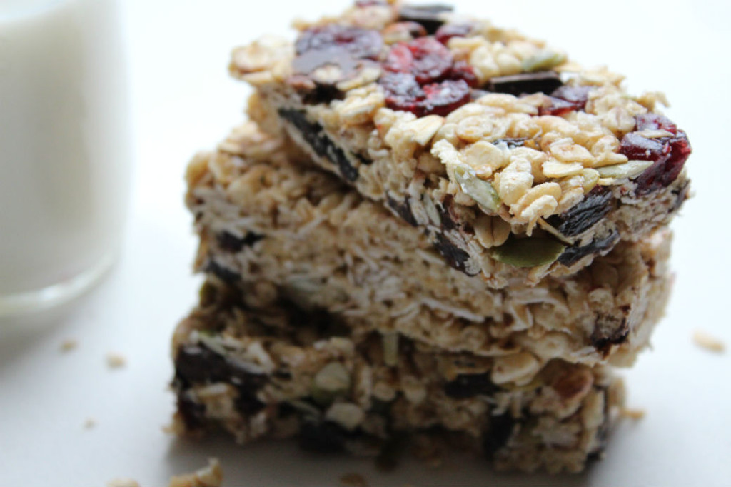 featured granola bar