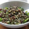 featured lentil salad