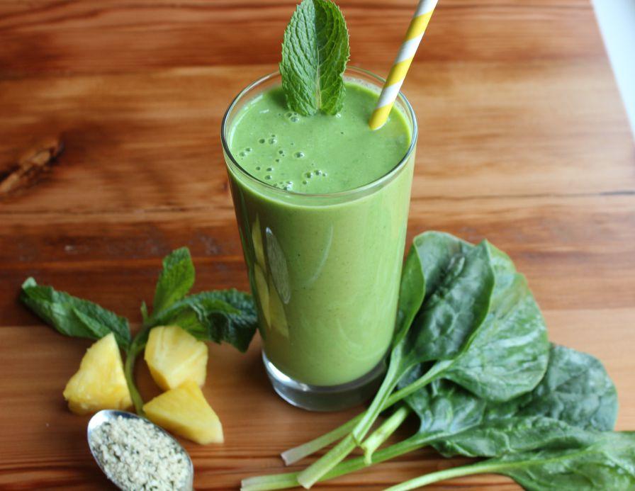 good green smoothie