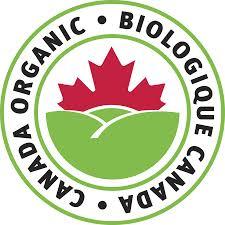organic canadian logo
