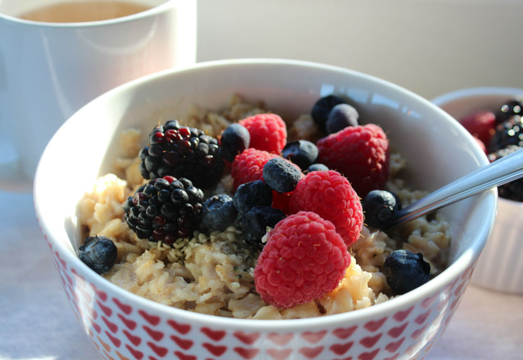 toasted oats